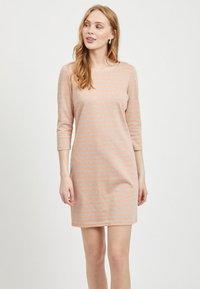 Vila - VITINNY - Day dress - coral - 0