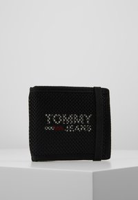 Tommy Jeans - COOL CITY MINI COIN - Wallet - black - 0