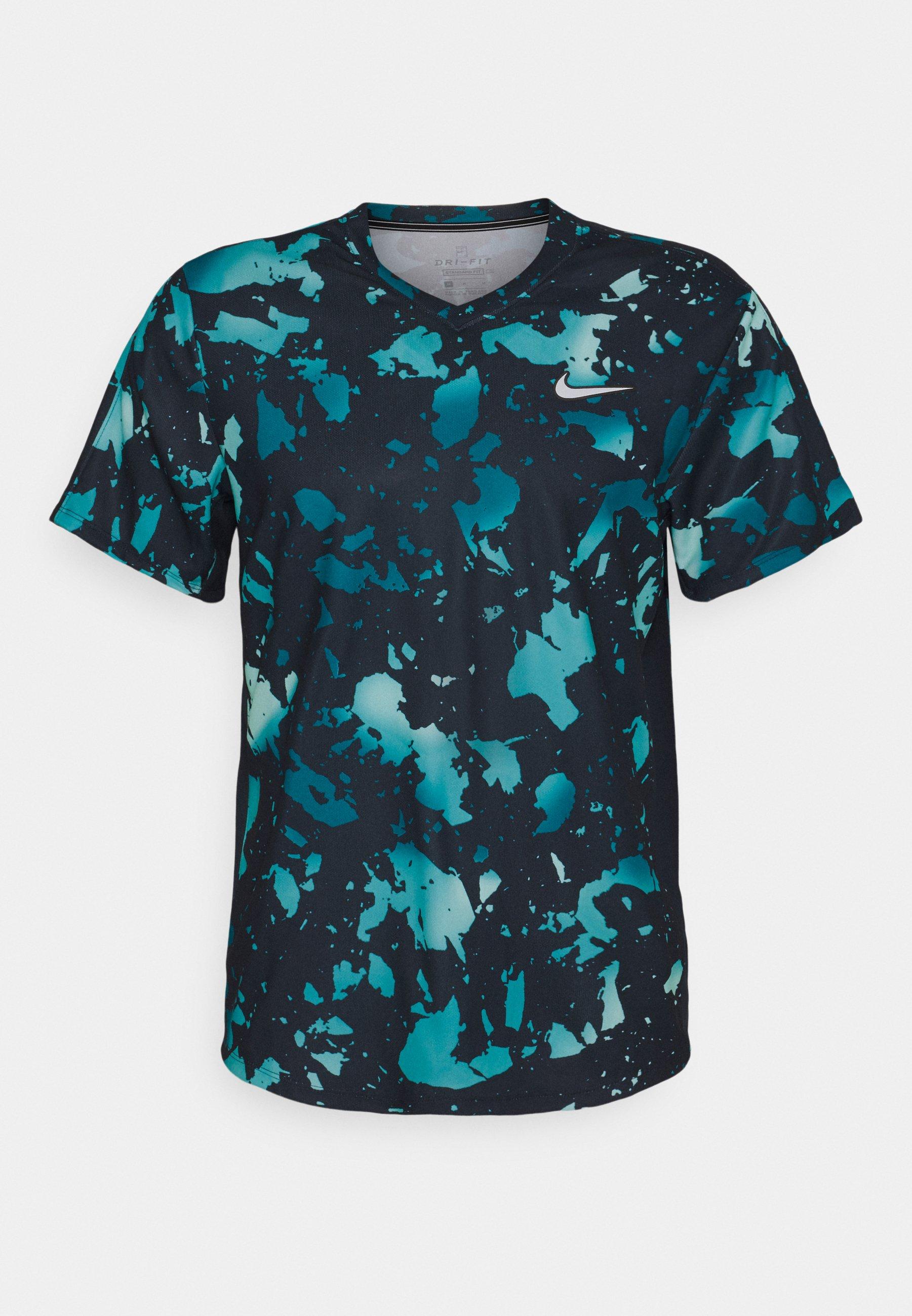 Men DRY VICTORY  - Print T-shirt