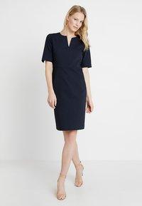 InWear - ZELLA  - Pouzdrové šaty - marine blue - 2