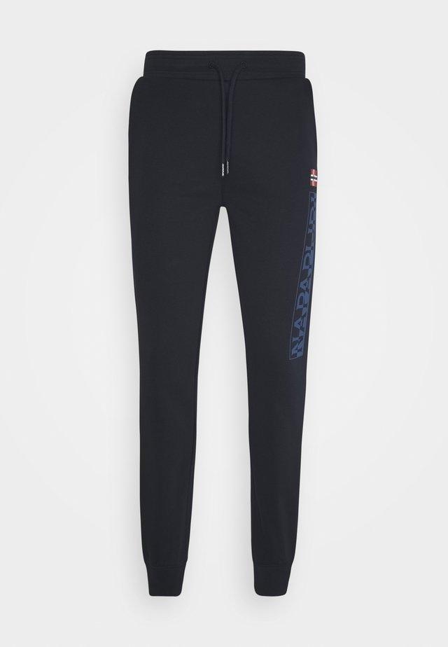 ICE BLACK - Pantalones deportivos - blu marine