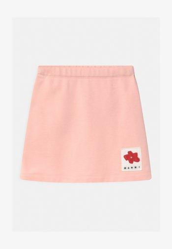 GONNA - Mini skirt - quartz rose