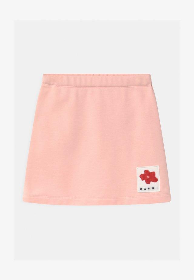 GONNA - Mini skirts  - quartz rose