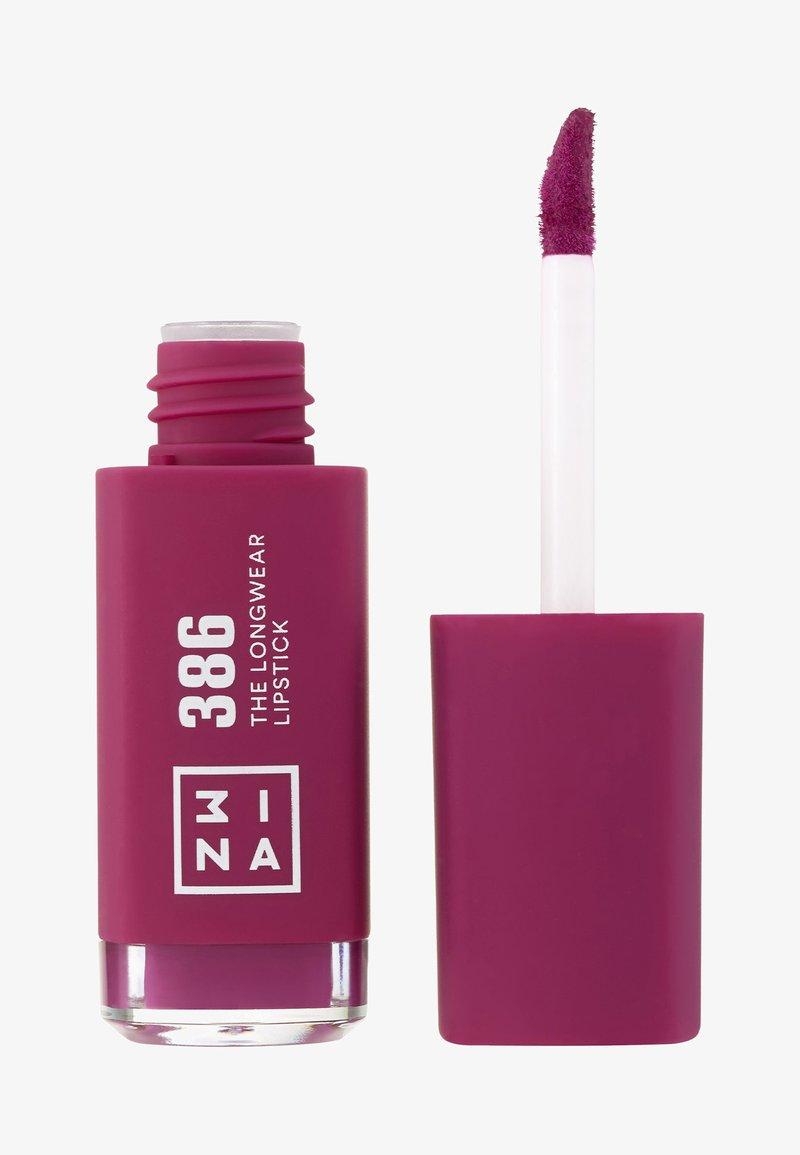 3ina - THE LONGWEAR LIPSTICK - Liquid lipstick - 386