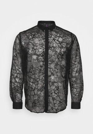 KONA SHIRT PLUS - Košile - black