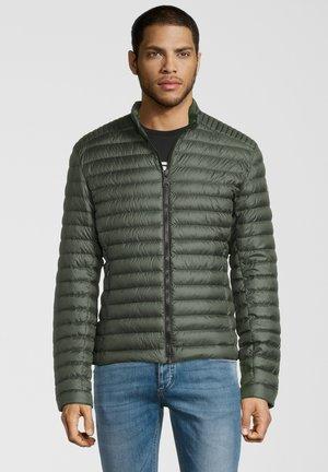 RUNDHALS - Down jacket - khaki