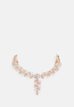 BOUAZIZ - Haaraccessoire - clear/rosegold-coloured