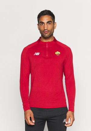 AS ROMA DRILL - Club wear - red
