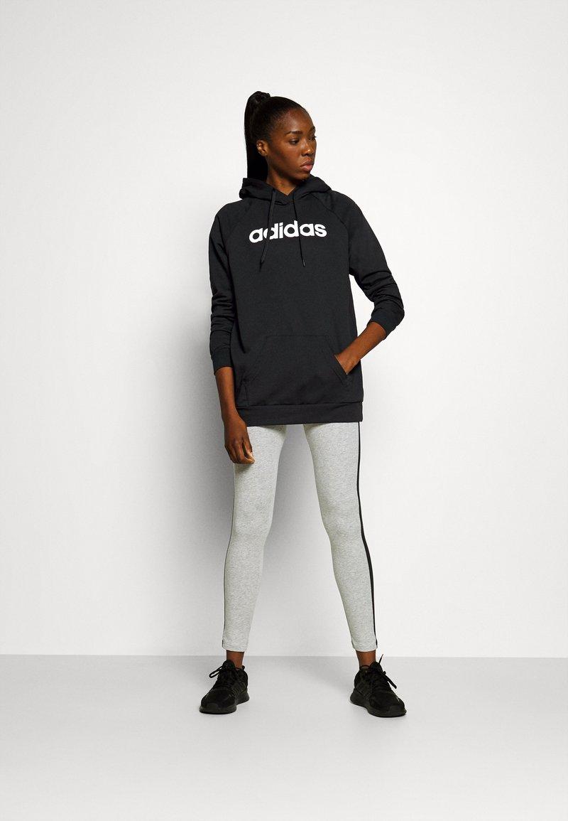 adidas Performance - SET - Dres - black/white