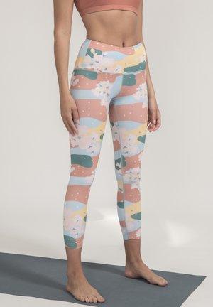 Leggings - mehrfarbig