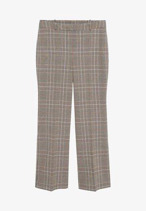 XIPY - Trousers - braun