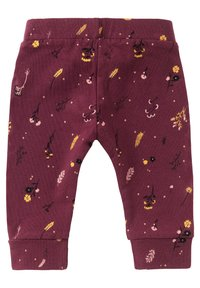 Noppies - Trousers - burgundy - 1