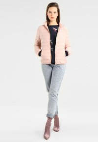 Urban Classics - LADIES BASIC JACKET - Dunjakke - lightrose - 1