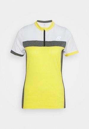 RASKOG - Wielershirt - yellow