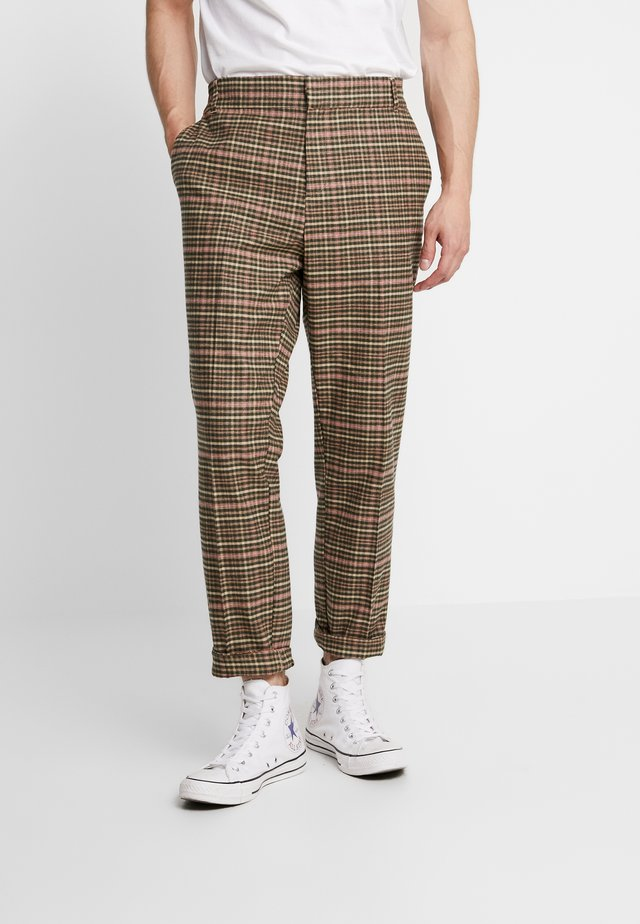 WILSON - Trousers - multi