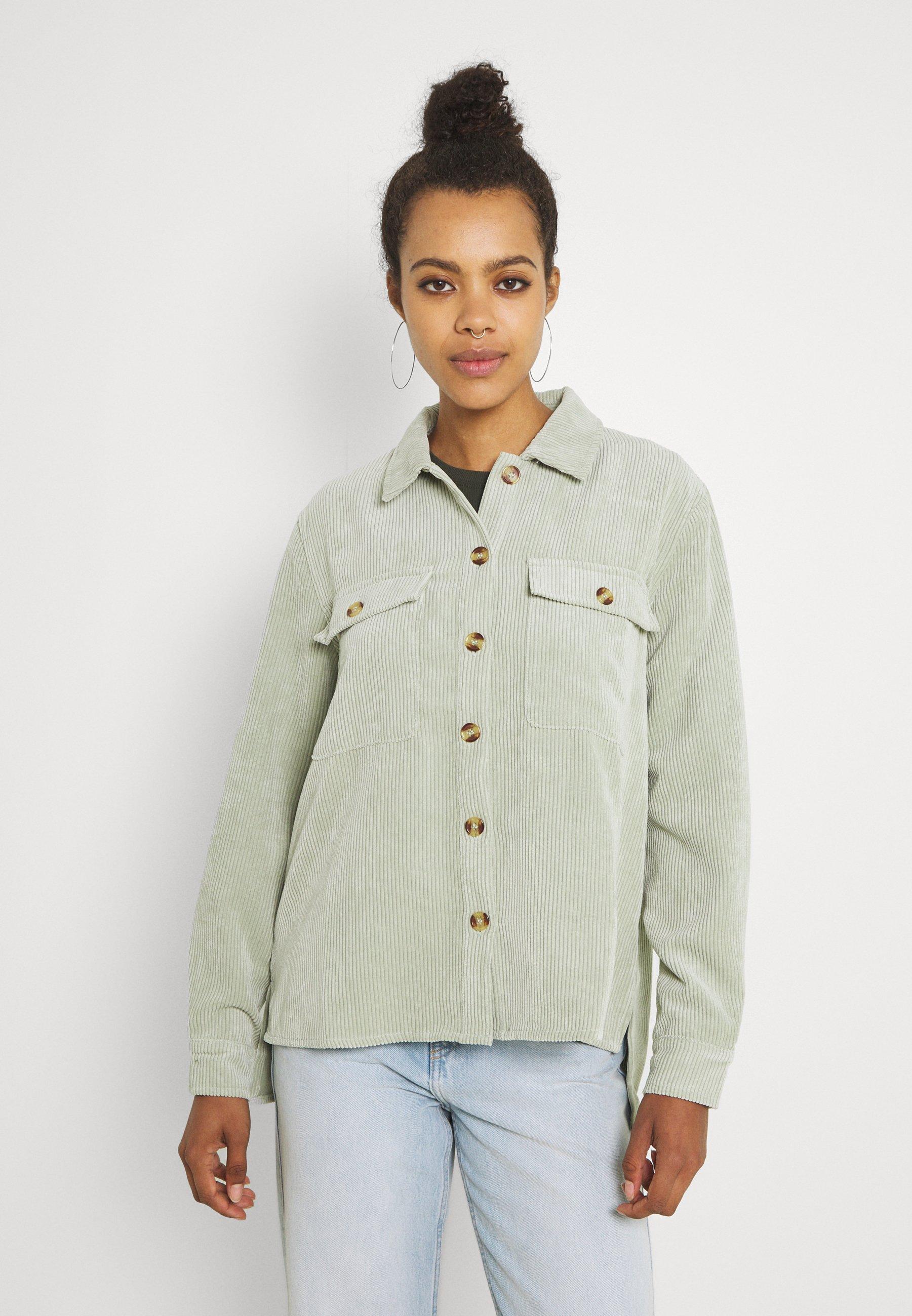 Women PCEFFI SHIRT - Button-down blouse