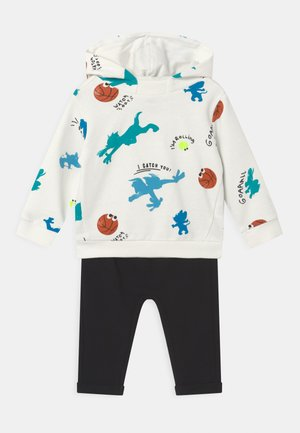 TOM & JERRY SET - Trainingspak - off white