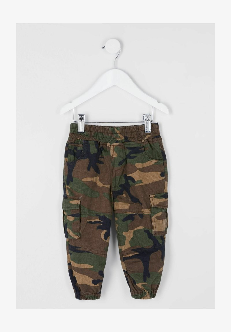 River Island - Cargo trousers - green