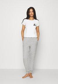 Anna Field - SET - Pyjama set - grey - 0