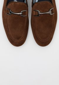 LAST STUDIO - NATHAN - Slip-ons - brown - 4