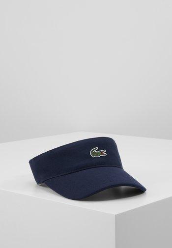 VISOR - Cap - navy blue