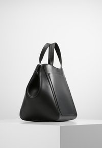Filippa K - SHELBY MINI BUCKET  - Handbag - black - 3