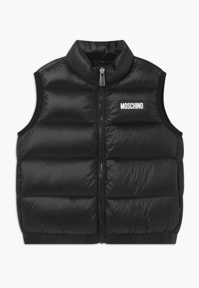 PADDED GILET - Vest - black