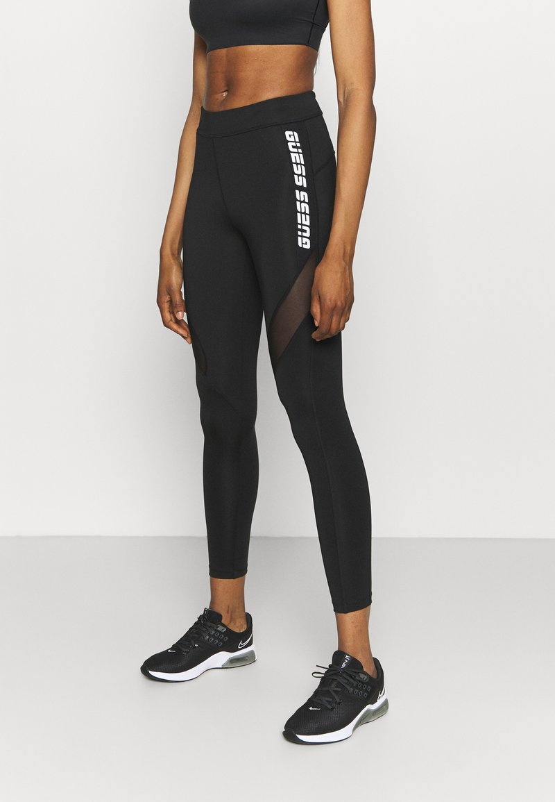 Guess - ANGELICA 4 - Tights - jet black