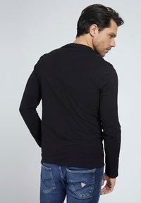 Guess - Long sleeved top - zwart - 2