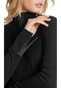 Marc Cain - Long sleeved top - black - 1