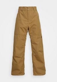 TUCK KNEE  - Snow pants - ermine