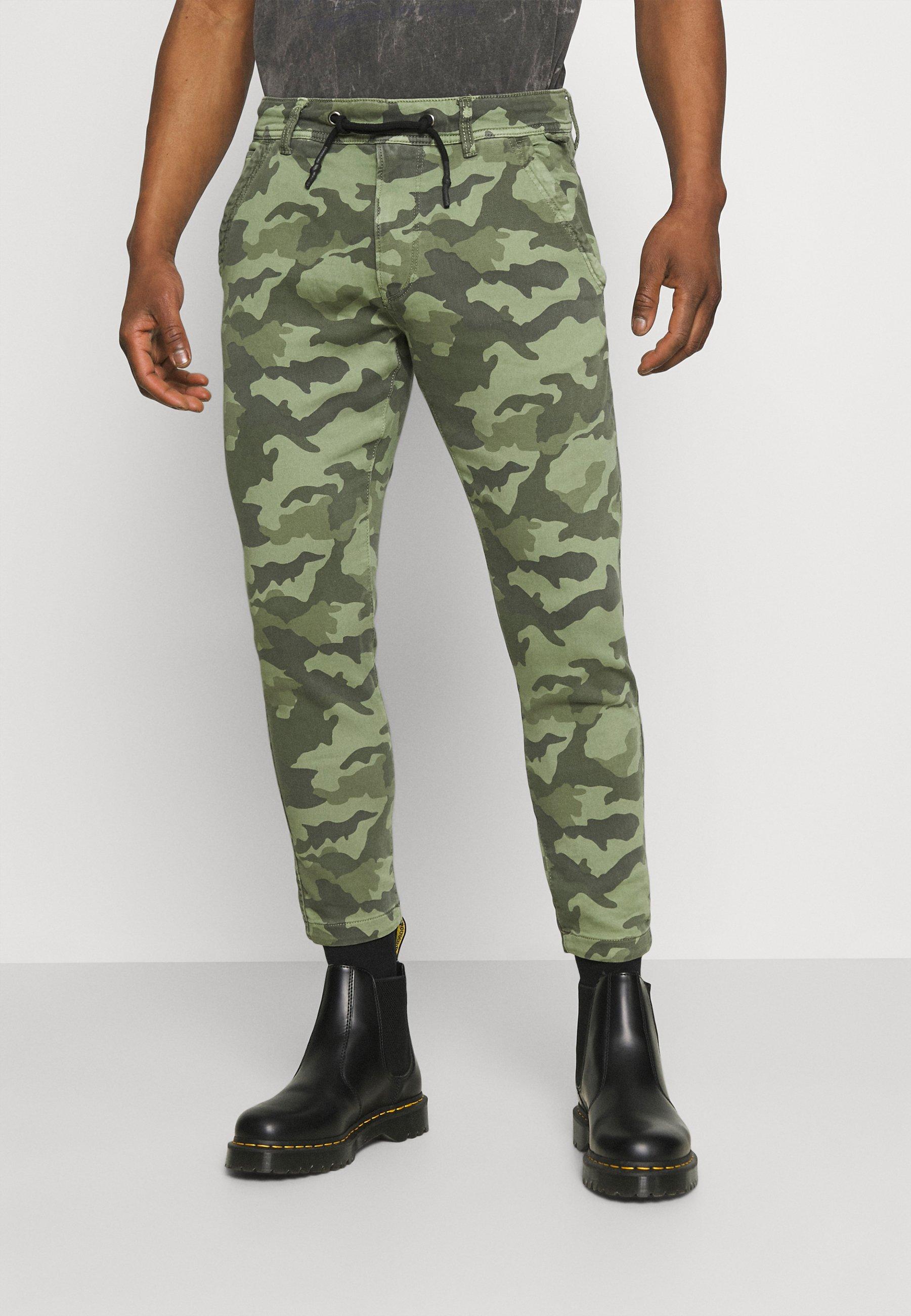 Homme JOHNSON CAMO - Pantalon de survêtement