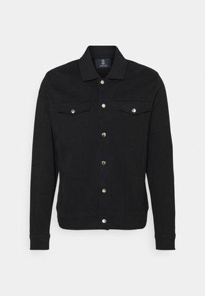 CASH JACKET - Summer jacket - black