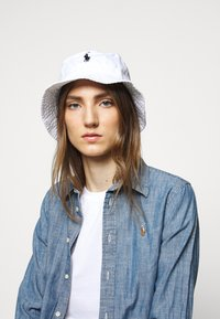 Polo Ralph Lauren - BUCKET HAT - Hatt - white - 2