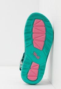 Teva - Chodecké sandály - turquoise - 5