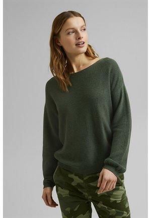 Trui - khaki green