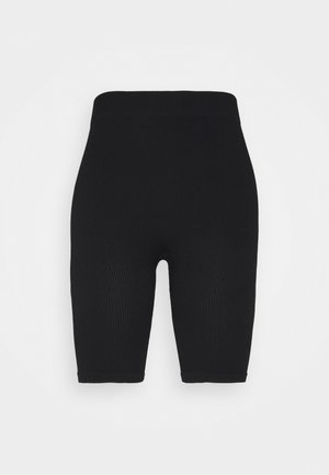 VMEVE SHORTS - Pyjama bottoms - black
