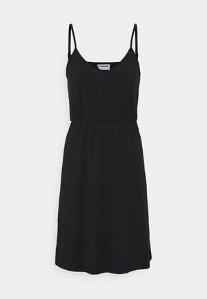 NMSUMI CAMI DRESS - Day dress - black