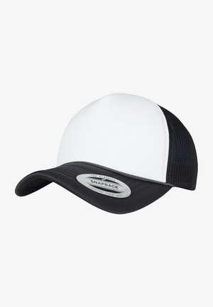 Cap - grey/ white