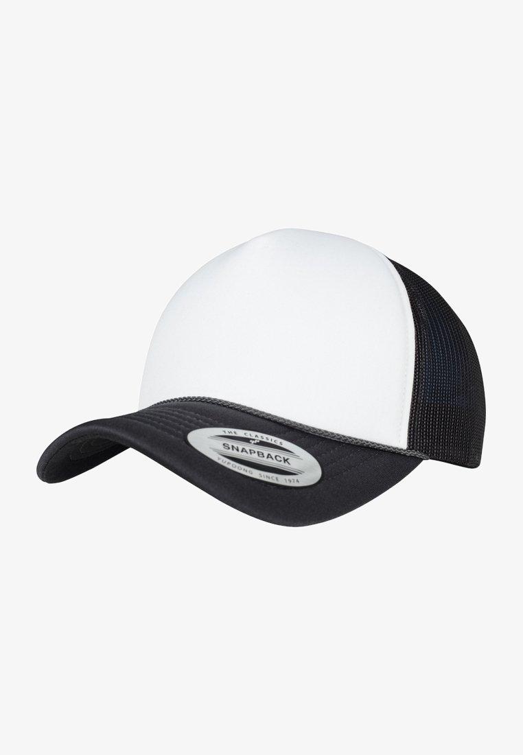 Flexfit - Cap - grey/ white