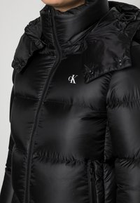 Calvin Klein Jeans - SHINY  - Down jacket - black - 5