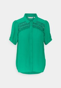 NAF NAF - HAMA - Button-down blouse - vert agathe - 0