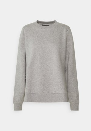 RUBINE - Mikina - light grey melange
