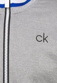 Calvin Klein Golf - THOMSON FULL ZIP - Sweatshirt - grey marl - 3