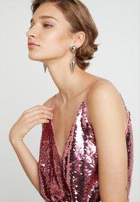 TFNC - RICKI DRESS - Juhlamekko - pink - 4