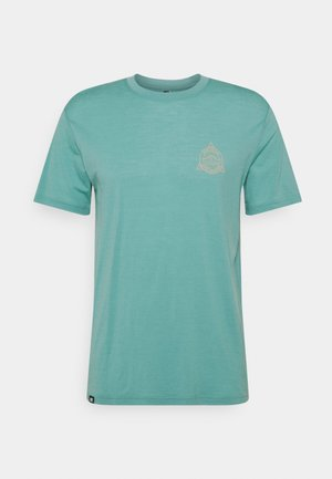 ICON  - T-Shirt print - sage