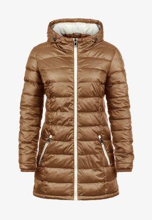 DORI - Zimní kabát - cinnamon