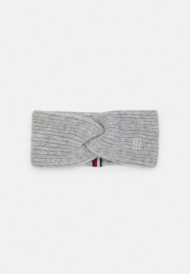EFFORTLESS HEADBAND - Ear warmers - grey