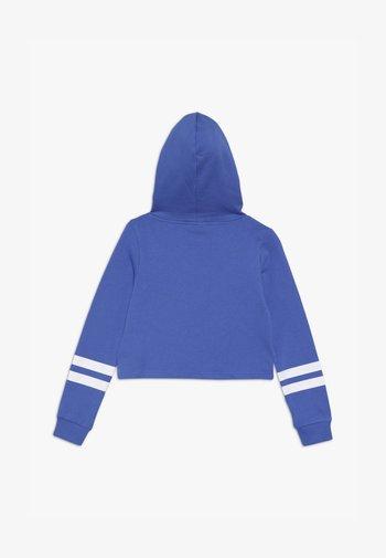 NKFVIALA CROPPED - Hoodie - dazzling blue