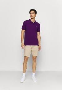 s.Oliver - KURZARM - Polo shirt - purple - 1